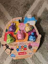 Brand new Tsum Tsum set inly @Target Cambridge, N1T 1Y5