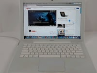 "White Macbook Laptop 13"" inches"