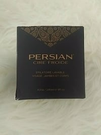 Persian cold wax Montréal, H4R 3J5