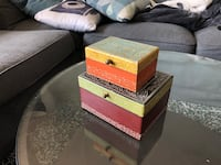 Decorative wooden boxes Mississauga, L5R