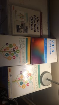 Educational textbook lot Middle River, 21220