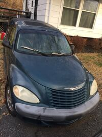 2003 Chrysler PT Cruiser Limited Edition Silver Spring