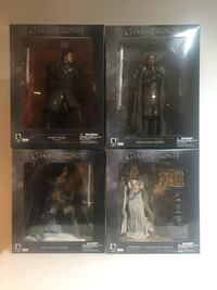 Game of Thrones figure statues Nee Mississauga, L5C