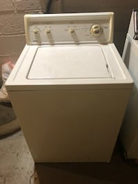 white top-load clothes washer Archbald, 18403
