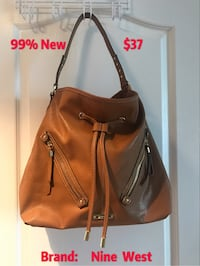 Nine West bag for sell 多伦多, M1P 4Y7