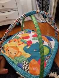 baby's multicolored activity gym Brampton, L6Z 1G3