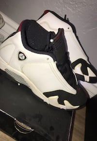 Jordan 14 Black Toe [Negotiable] San Diego, 92102