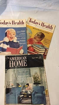 three learning books