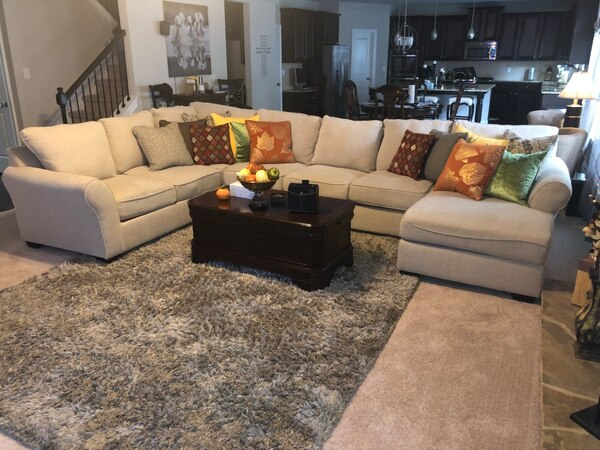 Used Ashley Furniture Amandine Sectional For Sale In Grayson Letgo