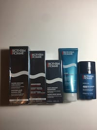 BIOTHERM Lotion Package NEW