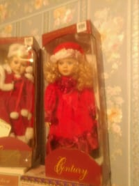 Porcelain Collector Dolls from the 90's