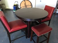 Table and seating for 4 Denison