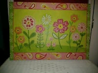 Hand Painted Canvas Louisville, 40245