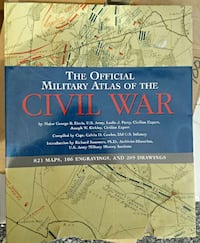 The Official Military Atlas of the Civil War book Woodstock, 22664