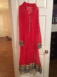 Indian outfit. NEVER WORN! Brand new!