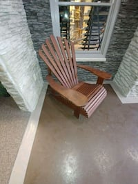 Adirondack chair asking 500 obo  Des Moines, 50313