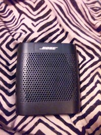 black and gray portable speaker Fort Saskatchewan, T8L 1Z9