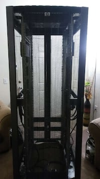 Used Hp 10842 G2 Server Rack For Sale In North Las Vegas