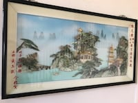 3D Chinese Wall Artwork Temple City, 91780