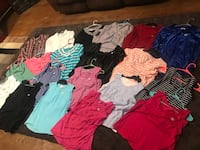 20 Piece Woman's Shirt Lot Size XL - all 20 for $30 Chillicothe, 45601