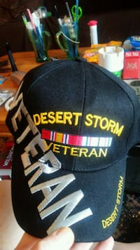 Brand new vets ball cap! Deal's on multiple purchases.