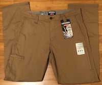Men's Levi's Cargo Pants 32x32 New With Tags Anderson, 29621