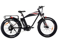 1000 WATT FLYING tiger  FAT TIRE ELECTRIC BICYCLE West Hollywood, 90046