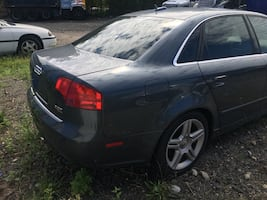 A4 Audi for parts automatic