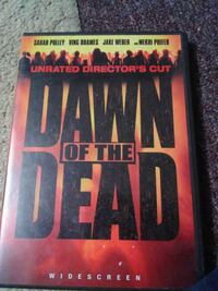 Dawn Of The Dead; Unrated Directors Cut Lake Mills, 53551