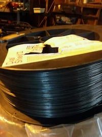 Large mig welding wire spool