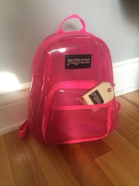Pink mini Jansport