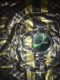 NIXON Sentry ss - green sunray Oslo, 0287