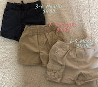 Shorts Burlington, L7R 1G8