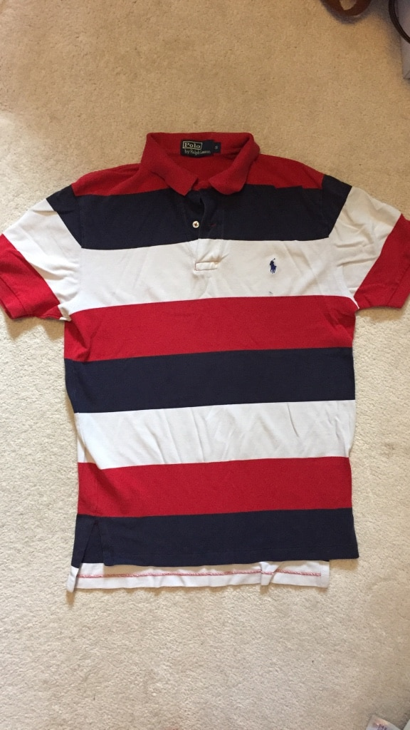 d2d91e6b ... where can i buy red white and black stripe polo ralph lauren polo shirt  d49f8 0a72c