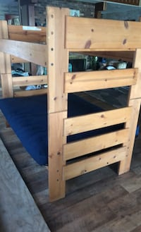 Bunk Bed with Lower Day Bed