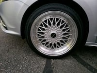 Rims and tires for sale  Waldorf, 20602
