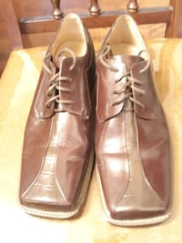 Brown Leather Shoes, Size 9 Baltimore, 21239