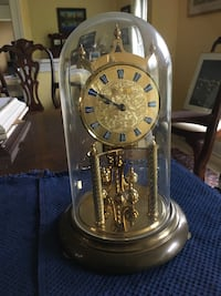 Elgin Winding Mantel clock - Brass Downingtown, 19335