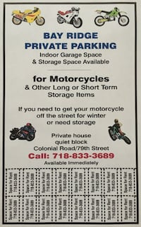 Motorcycle Storage Space for Rent LOSANGELES