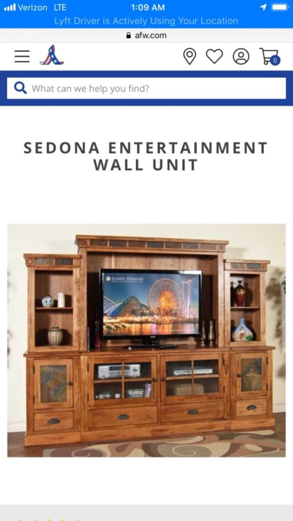Sedona Entertainment Center (60' TV in pic) ea2ddbdf-b550-4fef-915a-11ee77ebcc41