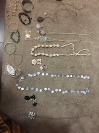 Girl jewelry  more than 50 pieces  Calgary, T3K 0V2
