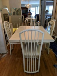 Dining room set in off white West New York, 07093