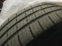 $40 for 3wheels Michelin Defender XT Toronto, M2M 3X4