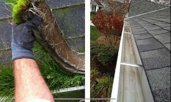 #1 Rated Gutter Cleaning | Free Quote