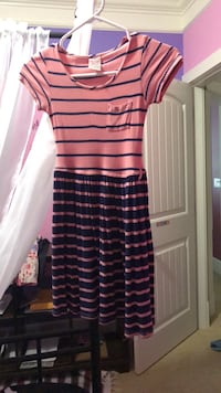 Kids stripe dress Surrey, V3V 5S8