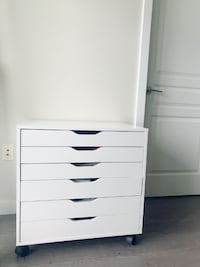White drawer from IKEA