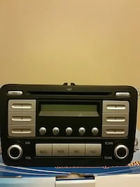 Volkswagen car radio  Whitby