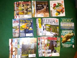 Outdoor Magazines