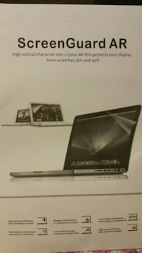 "15.6"" laptop screen protector  Hyattsville, 20783"