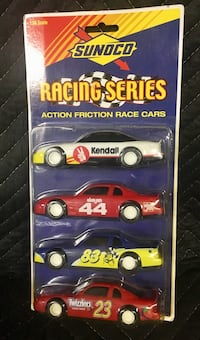 Sunoco Racing Series Action Friction Car Pack Goldsboro, 17319
